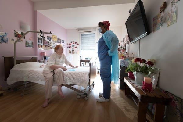 aides soignants ehpad