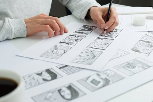 Explainer: what is storyboarding for film?