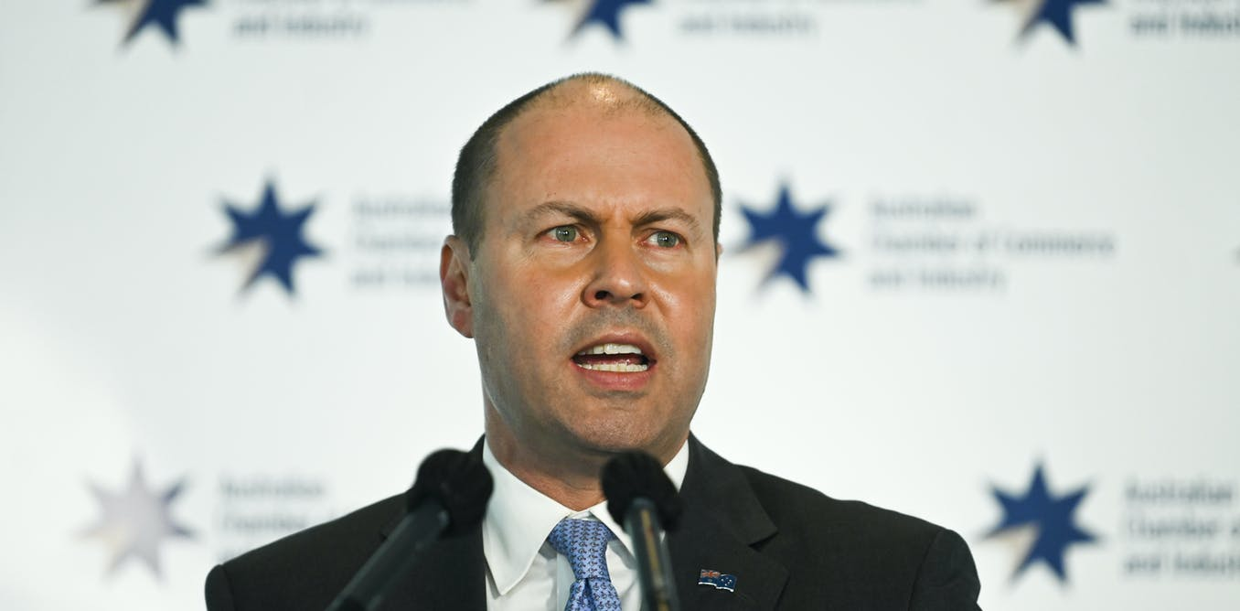 COVID will leave Australia with smaller economy and older population: Frydenberg