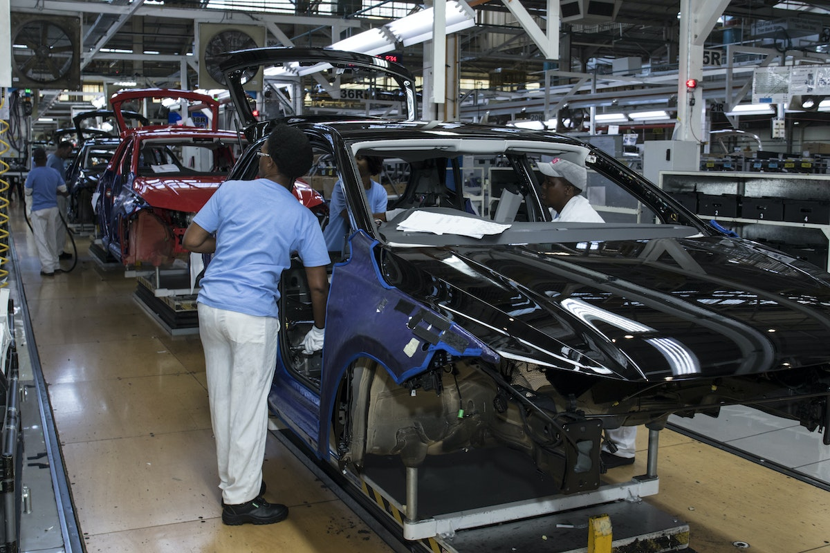 theconversation.com - Bianca Ifeoma Chigbu - South Africa's auto industry highlights the social and employment cost of innovation