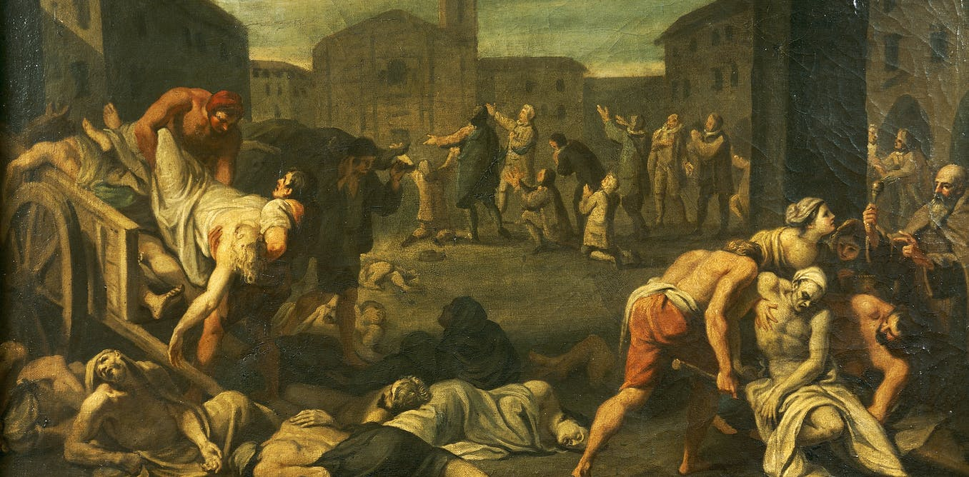 Quarantine rule breakers in 17th-century Italy partied all night – but some clergy condemned the feasting