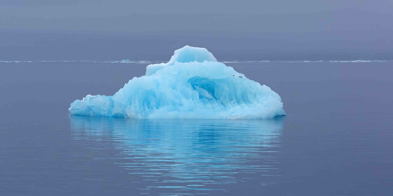 The Arctic hasn't been this warm for 3 million years – and that foreshadows big changes for the rest of the planet - The Conversation CA