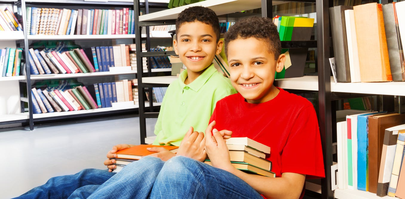 A place to get away from it all: 5 ways school libraries support student well-being