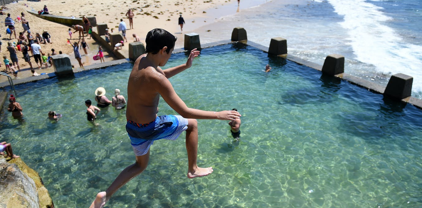 How to reduce COVID-19 risk at the beach or the pool