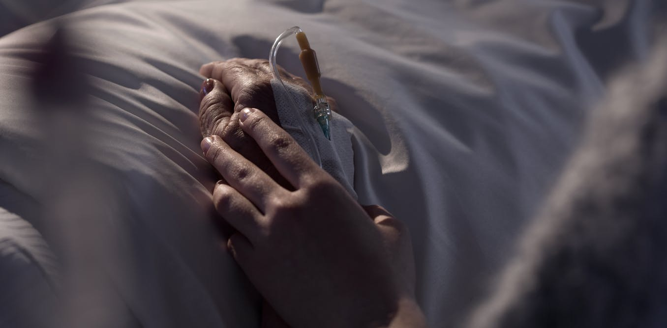 Assisted dying referendum: people at the end of their lives say it offers a good death