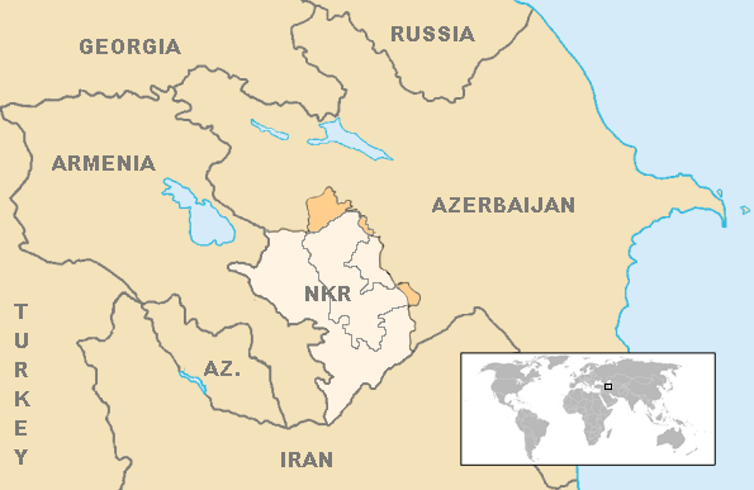 Nagorno Karabakh Are Armenia And Azerbaijan Sliding Towards All Out War