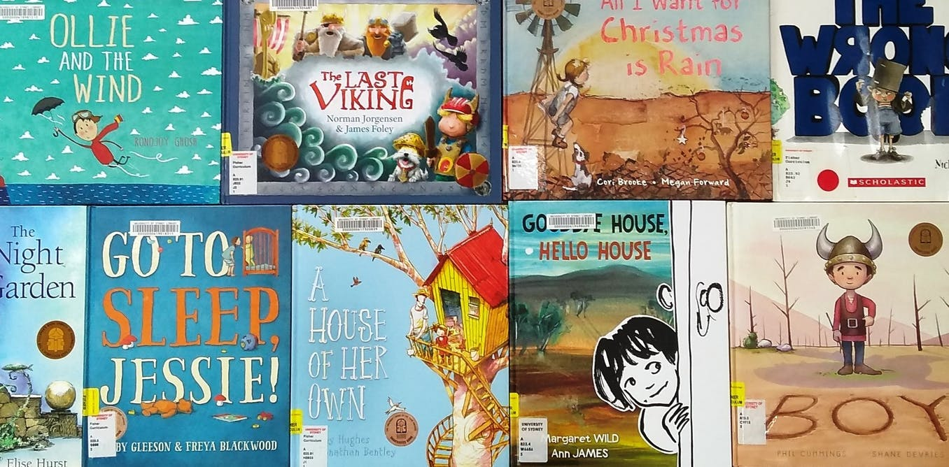 In 20 years of award-winning picture books, non-white people made up just 12% of main characters