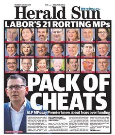 Andrews under fire: why an activist premier's greatest challenges may yet lie ahead