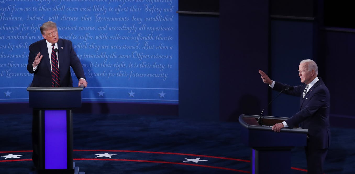 The first US presidential debate was pure chaos. Heres what our experts thought