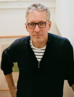 US author William Powers.
