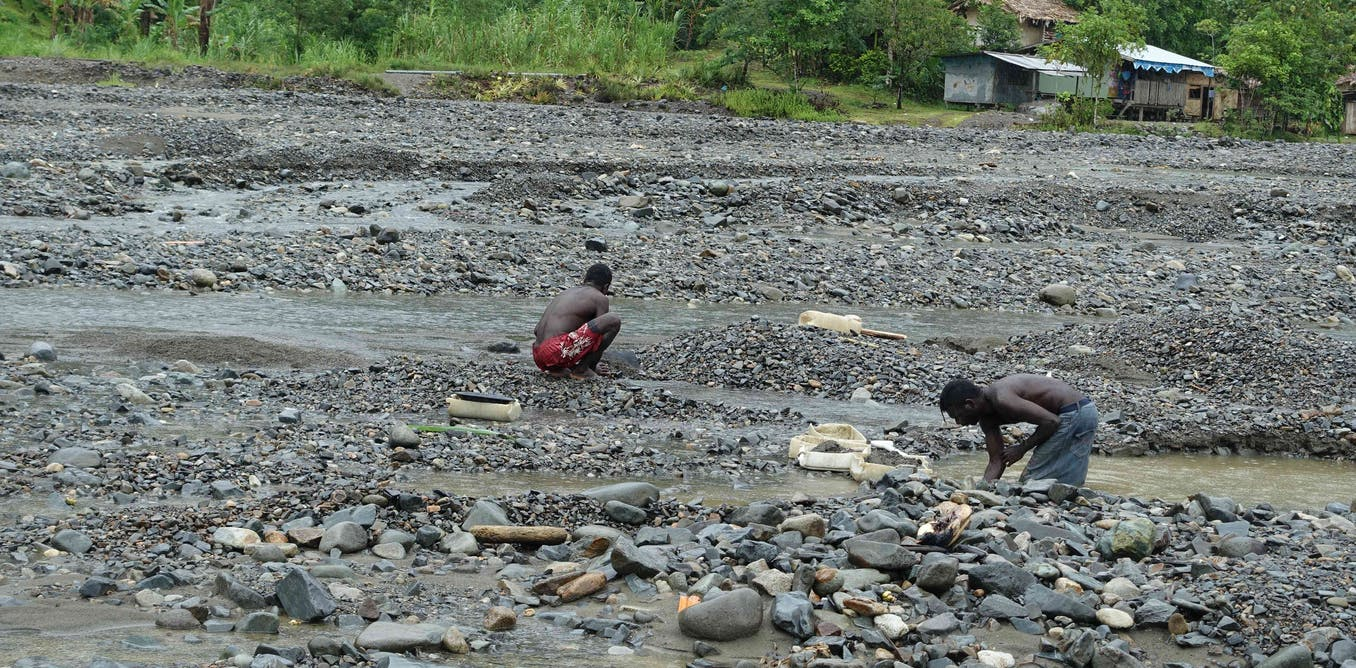 A brutal war and rivers poisoned with every rainfall: how one mine destroyed an island