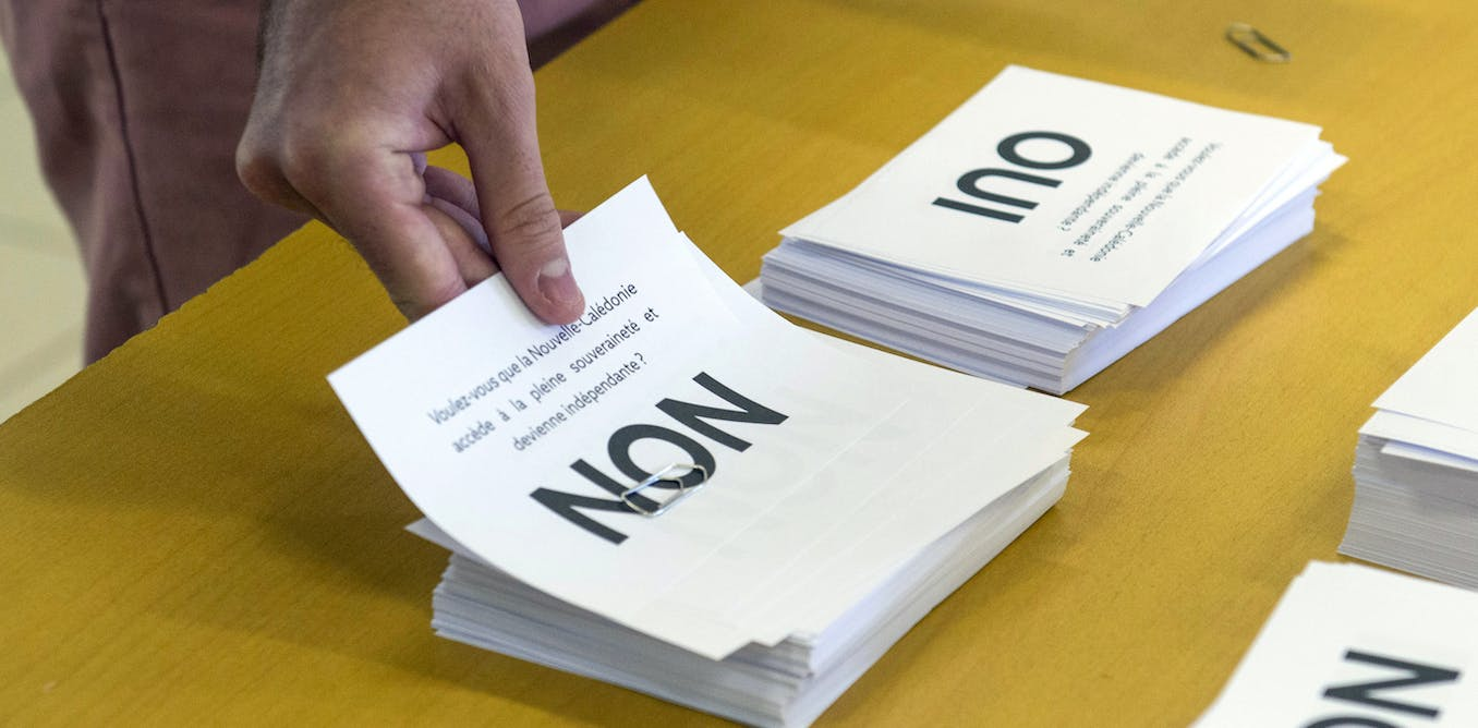 New Caledonians will vote again on independence. Will the answer this time be Oui?