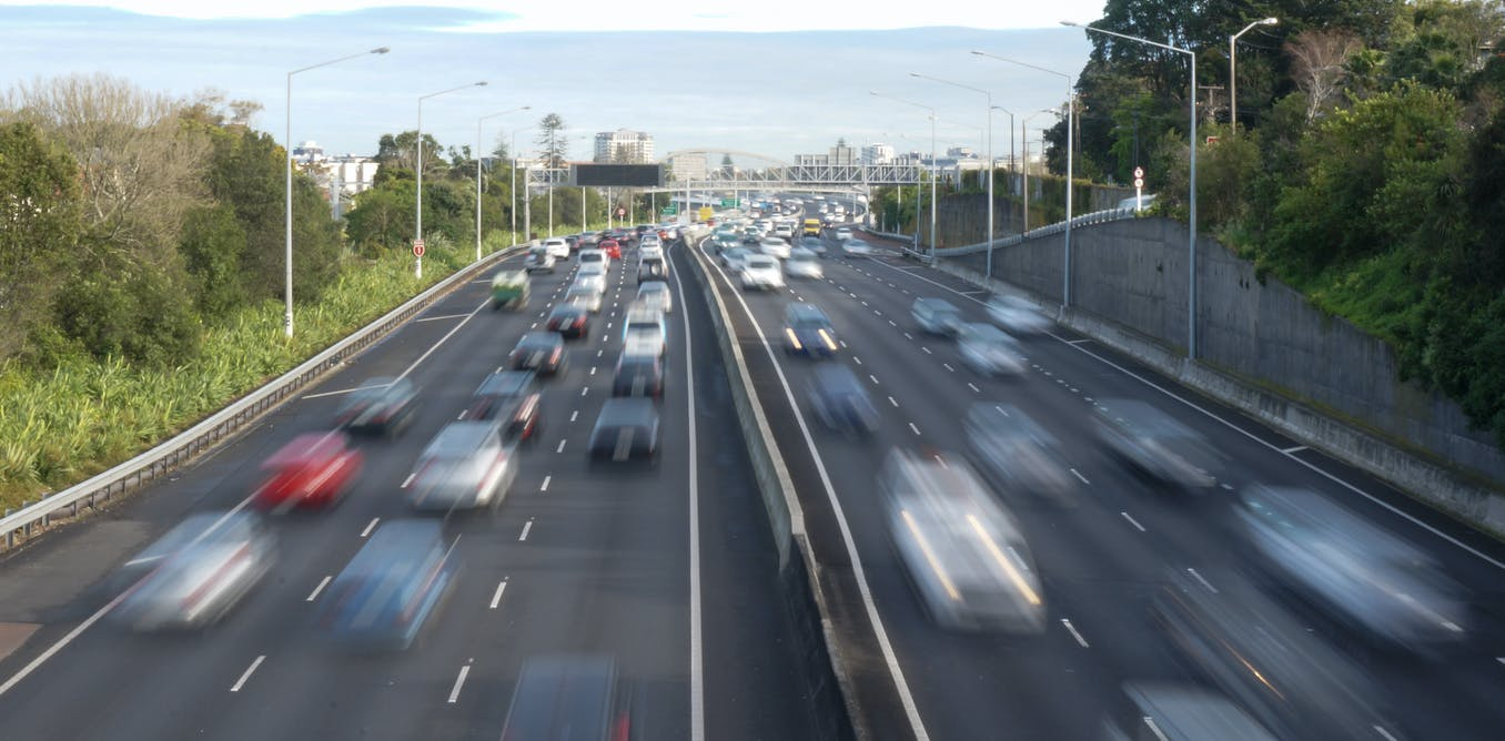 Climate explained: does building and expanding motorways really reduce congestion and emissions?