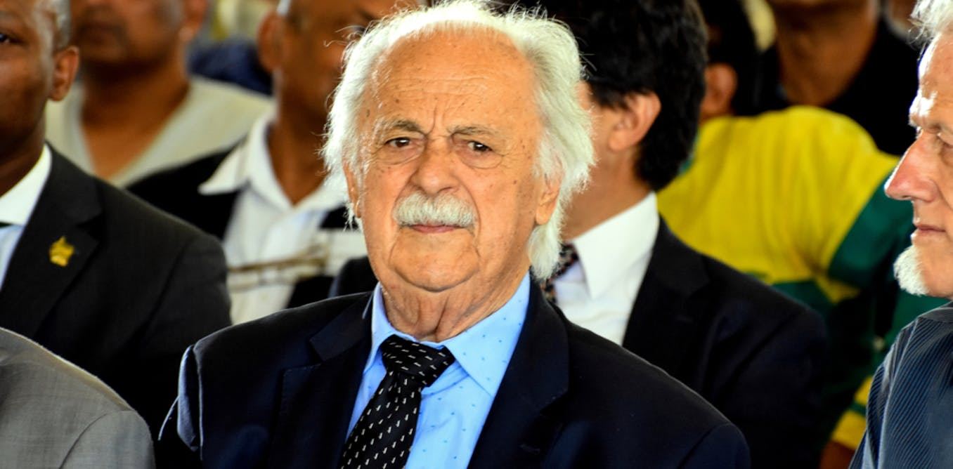 Pasha 82: Remembering South Africa's George Bizos