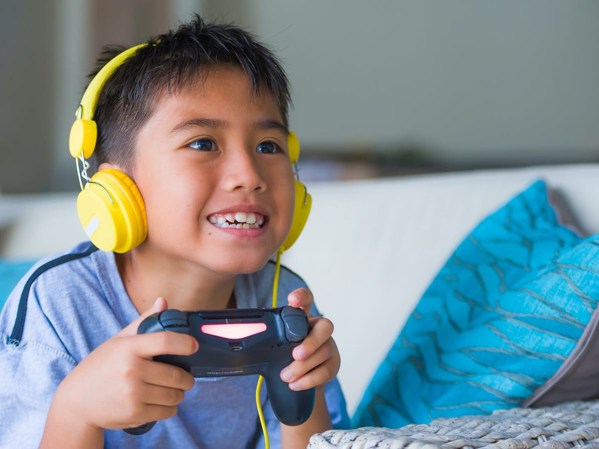 Video games can add to kids' learning during COVID-19 pandemic