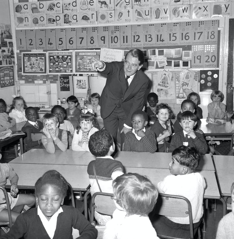 Anticapitalism wasn't banned in English classrooms during the cold war – why is it now?