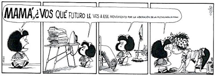 Mafalda La Filósofa Que Ama A Los Beatles Y Odia La Sopa