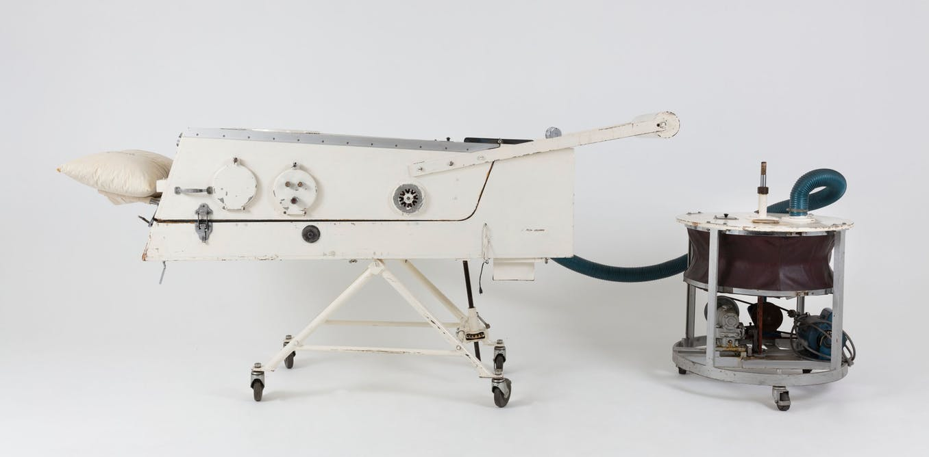 Surgical corsets, respirators: a new exhibition showcases the art hidden in medical devices