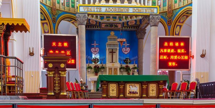 El Vaticano y China se preparan para renovar un acuerdo histórico