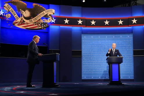 Biden increases lead after debate and Trump's coronavirus; Labor gains Queensland lead