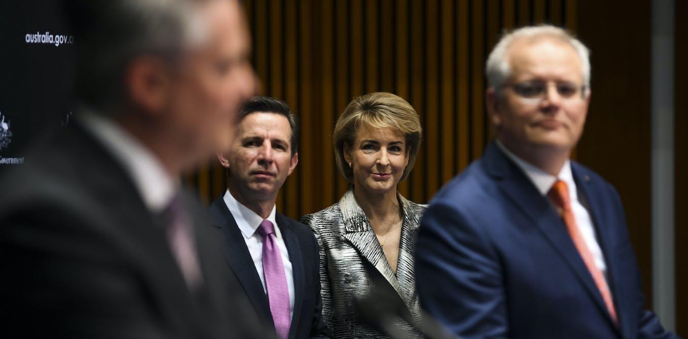 Simon Birmingham to become finance minister and Senate leader as Australia nominates Cormann for OECD