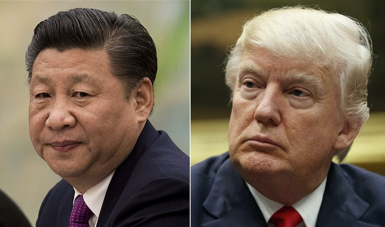 President Xi and President Trump