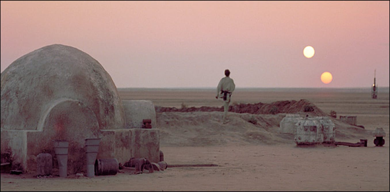 Image result for twin suns tatooine