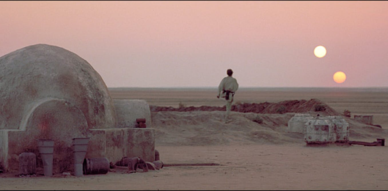 Star Wars' planet with two suns: a step towards Luke Skywalker's Tatooine