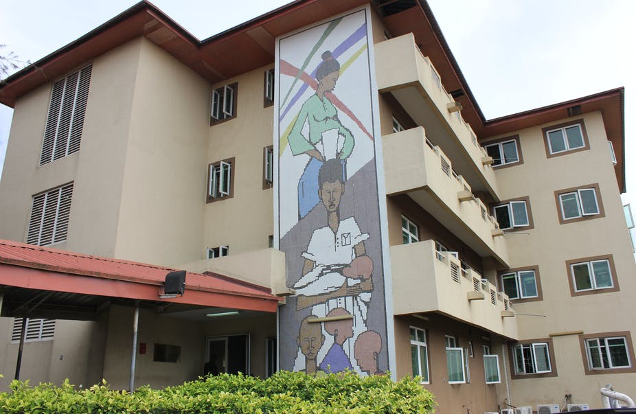 MCC Isolo, a specialised public hospitals for pregnant women
