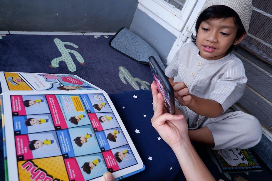 Tiga Tips Untuk Orangtua Dalam Mendampingi Anak Tk Dan Sd Selama Belajar Dari Rumah