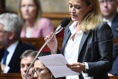 Olivia Grégoire, députée française