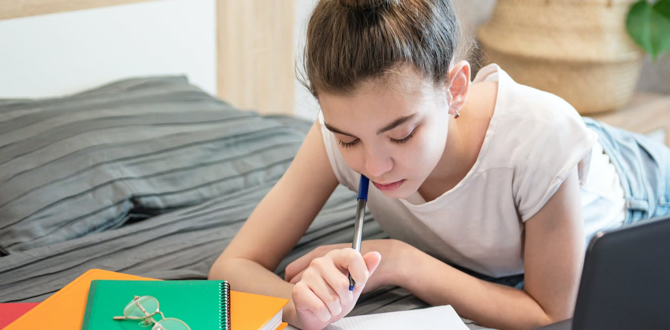 Curious Kids: how can we concentrate on study without getting distracted?