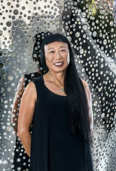 Lindy Lee's Moon in a Dew Drop: art driven by a sense of wonder, born of hard struggle