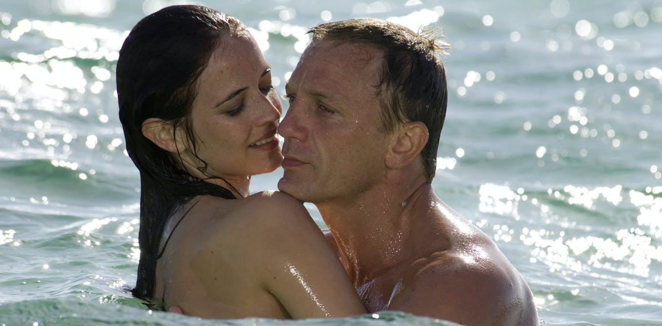 James Bond is more than a (sexist) secret agent. He is a fertility god, a Dionysus of the modern era