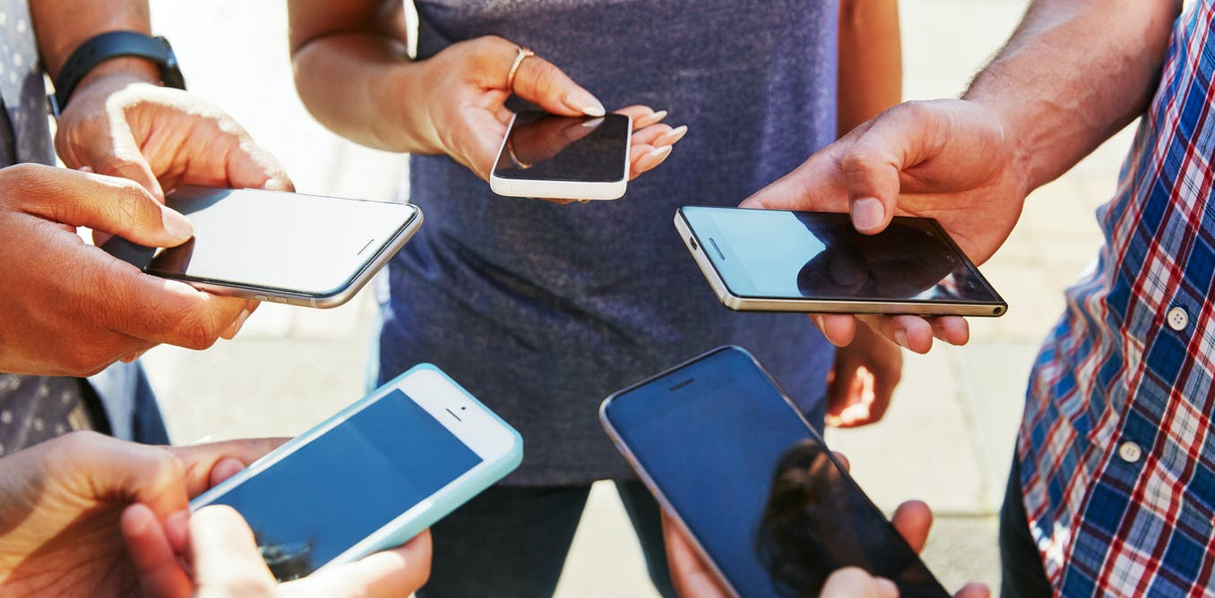 Image How to keep adolescents' social networks strong in a disrupted world