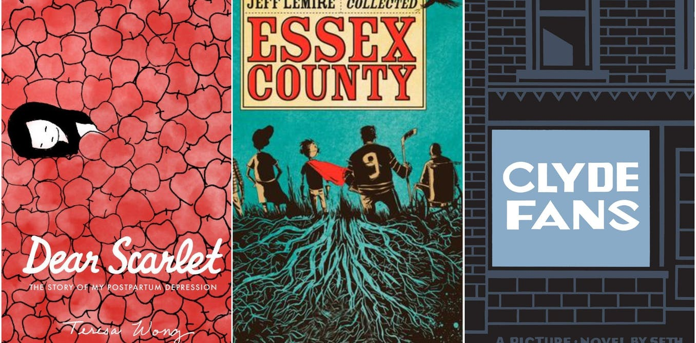Graphic novels are overlooked by book prizes, but that's starting to change