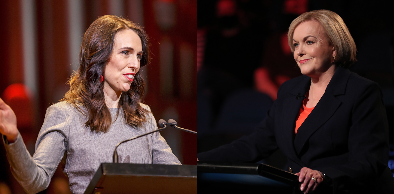 NZ election 2020: why gender stereotypes still affect perceptions of Jacinda Ardern and Judith Collins as leaders