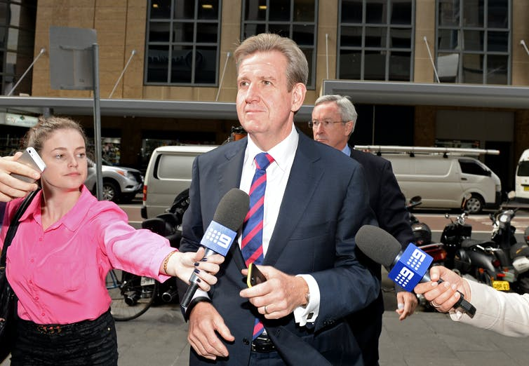 A long history of political corruption in NSW — and the downfall of MPs, ministers and premiers