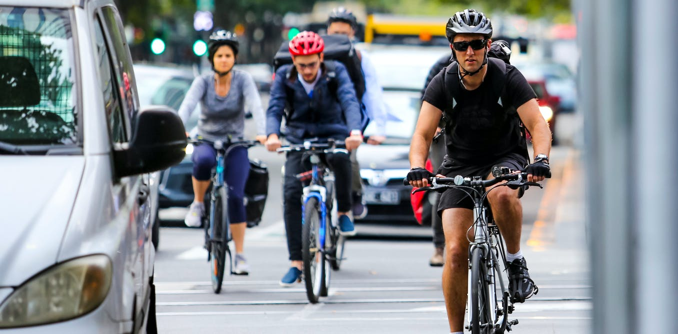 Forget your fixie, were more likely to ride bikes if we can carry more on them