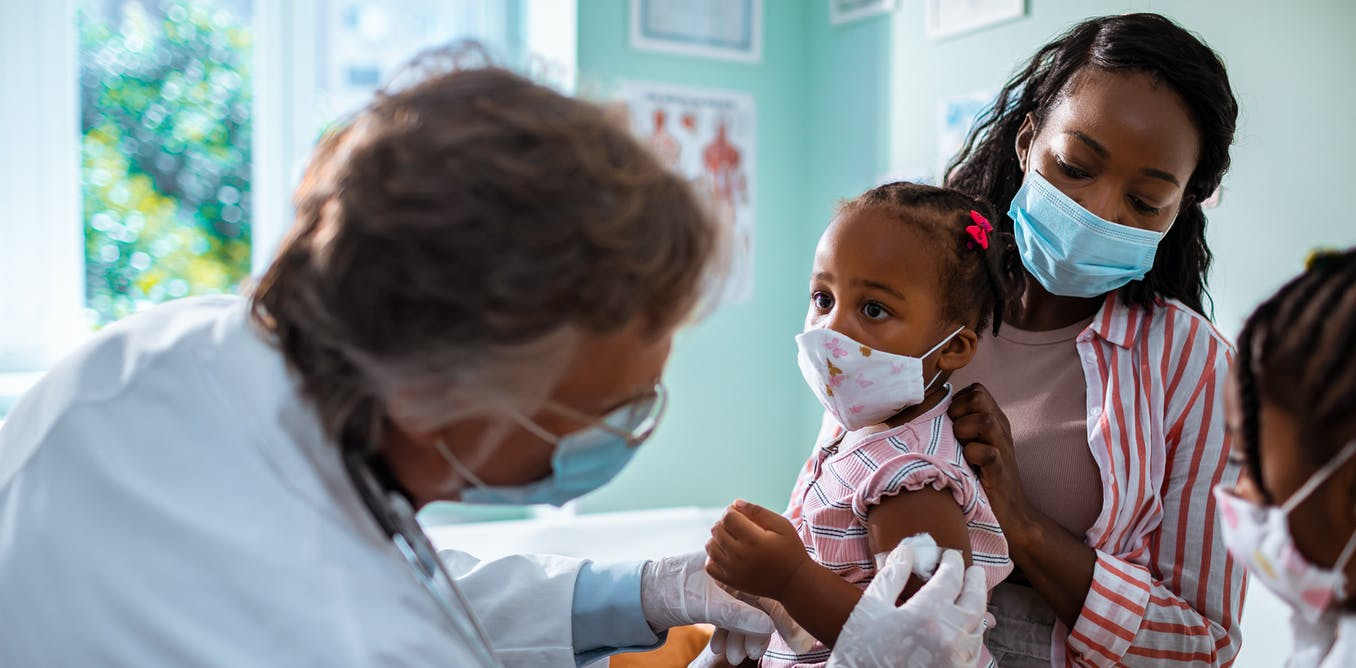 Until a coronavirus vaccine is ready pneumonia vaccines may reduce deaths from COVID-19 – The Conversation US