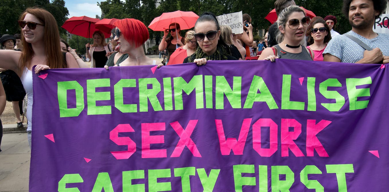 Will Victoria be the first place in the world to fully decriminalise sex work?