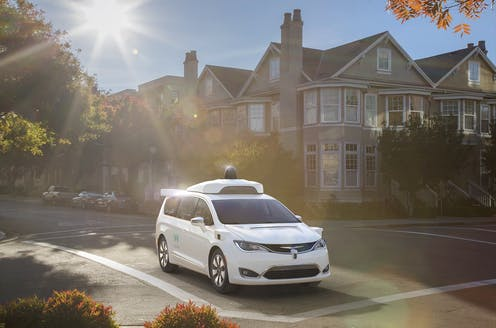 Robot take the wheel: Waymo has launched a self-driving taxi service