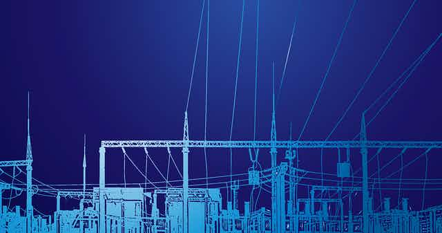 Electricity transmission infrastructure