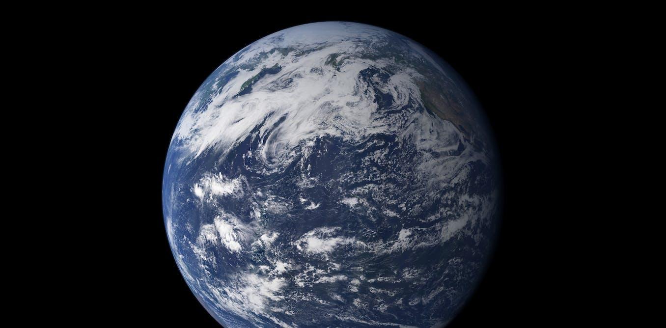 Pourquoi Y A T Il De L Eau Sur Terre