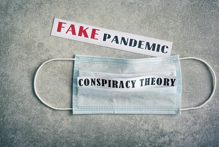 Comment: Covid conspiracy theory - Press Office - Newcastle University