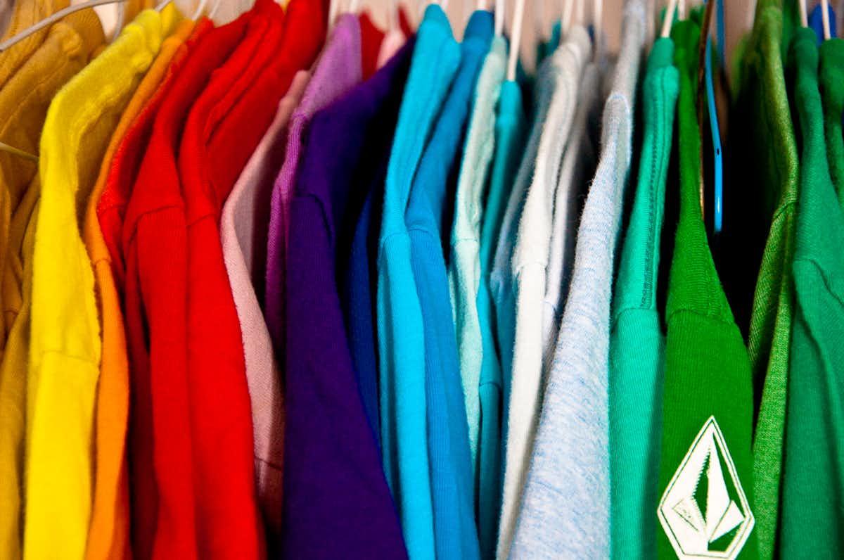 ملابس, خوارزمية, اختيار الملابس