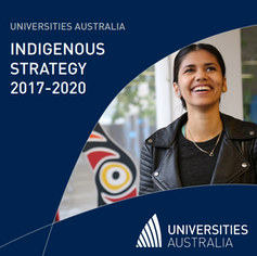 Cover of Universities Australia Indigenous Strategy