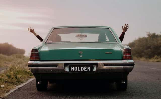 1975 HJ Holden Statesman