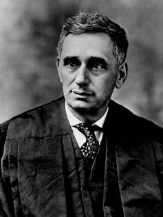 Anti-Semitism accompanied the appointment of the Supreme Court's first Jewish justice, Louis Brandeis