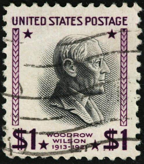 Woodrow Wilson, considered a progressive president, continued the racist policies of his predecessors.